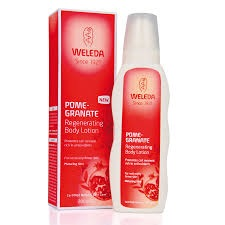 Weleda Regenerating Pomegranate Body Lotion
