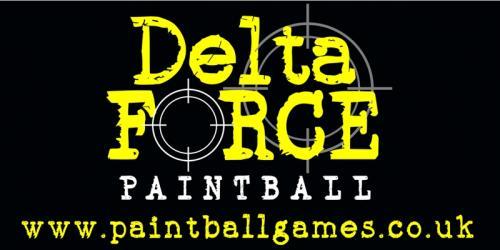 Delta Force Paintball - www.paintballgames.co.uk