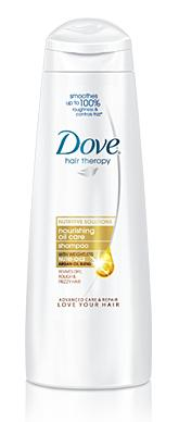 Dove Hair Therapy Shampoo