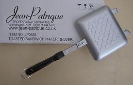 Jean Patrique Silver Sandwich Maker