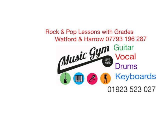 Music Gym: Music Lessons