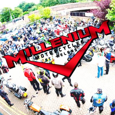 Millenium Motorcycles, St Helens, Merseyside
