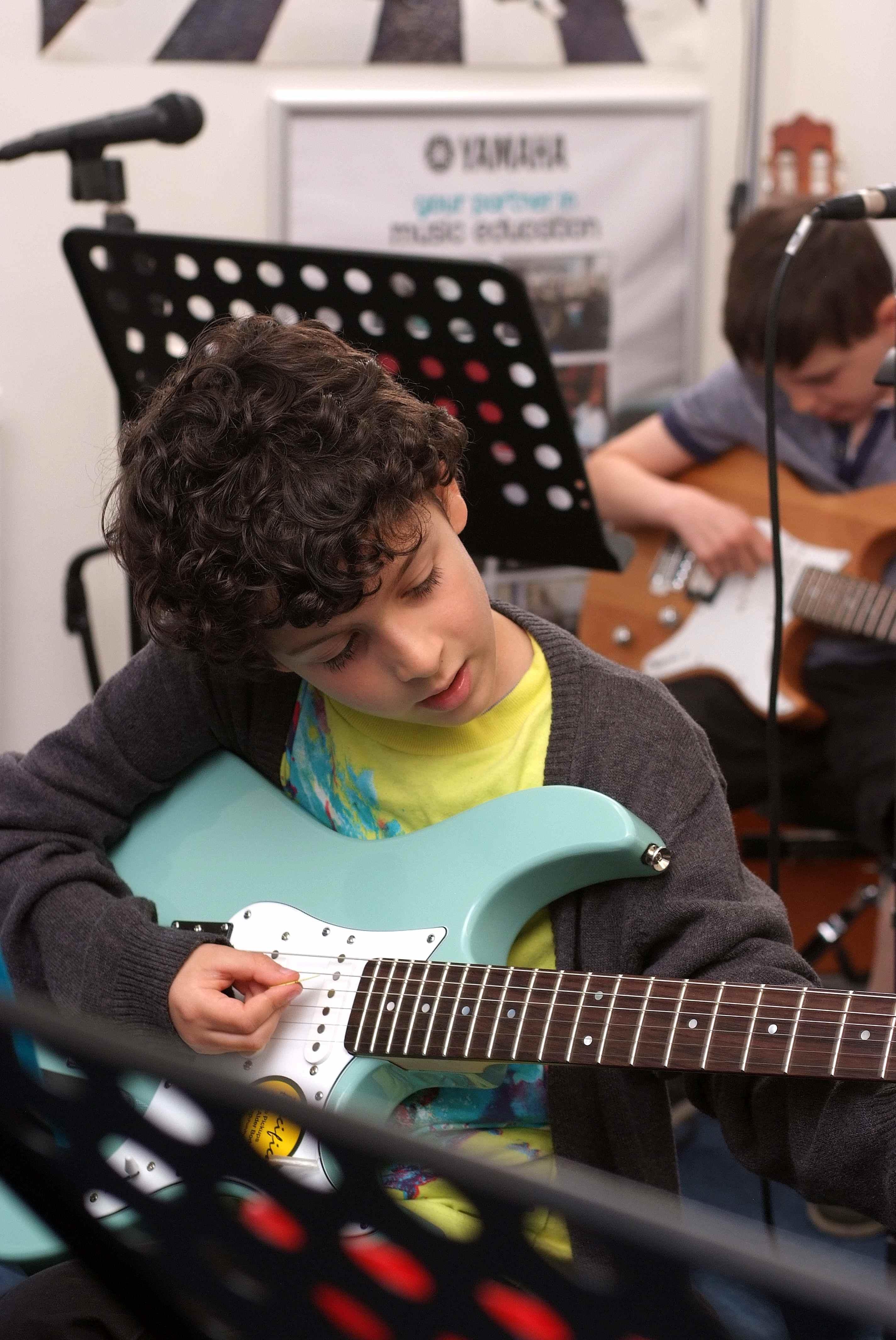 Music Gym: Music Lessons