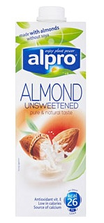 Alpro Unsweetened Almond Milk
