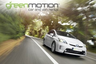 Green Motion - Liverpool Airport - www.greenmotion.co.uk
