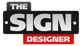 The Sign Designer - www.thesigndesigner.co.uk