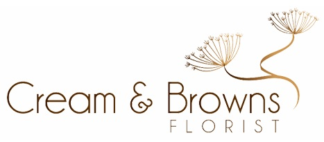 Cream & Browns Florist - www.creamandbrowns.com