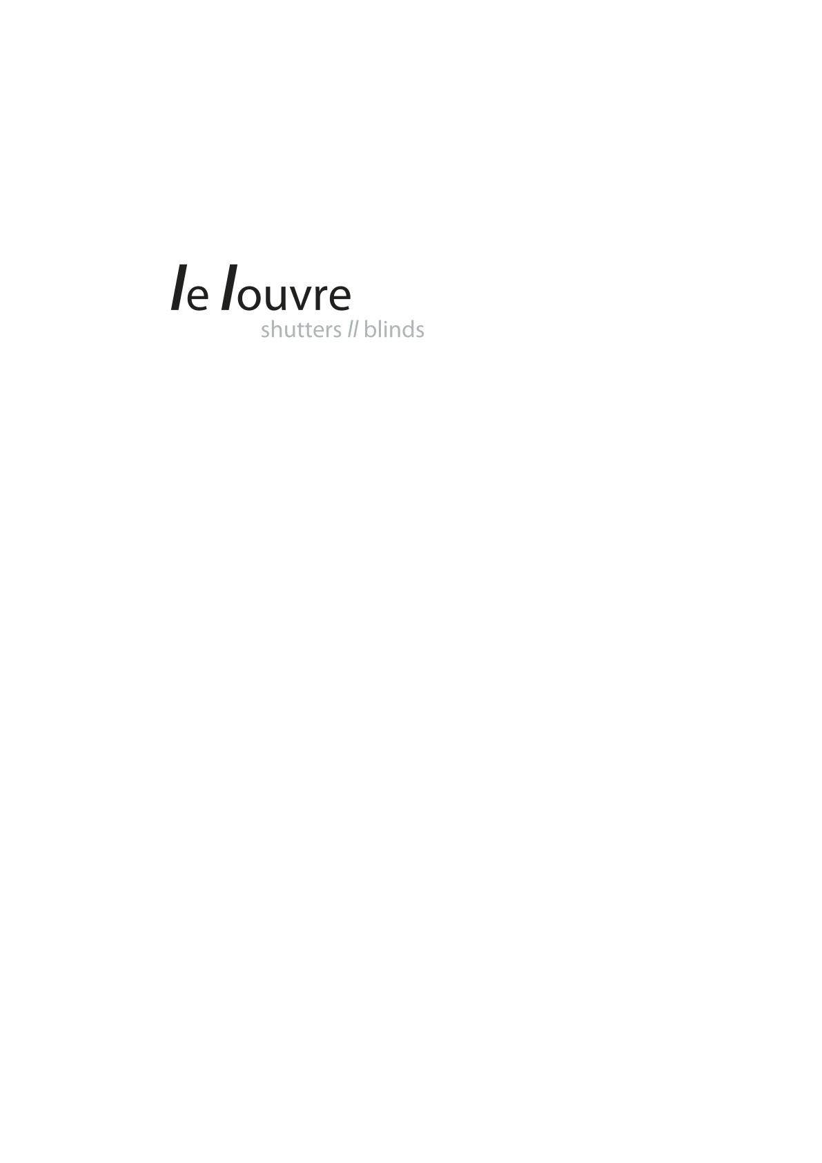 Le Louvre - www.lelouvre.co.uk