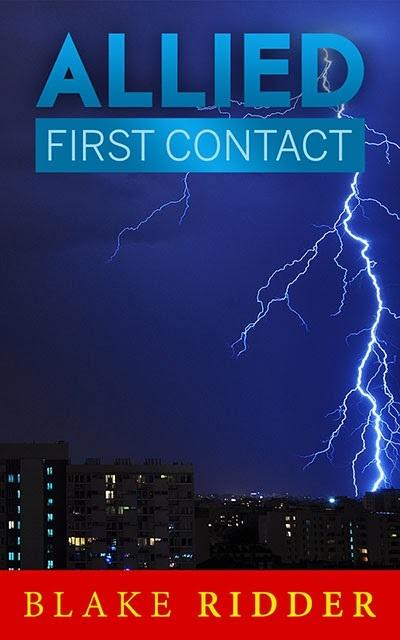 Blake Ridder, Allied, First Contact
