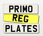 Primo Reg Plates - www.primoregistrations.co.uk