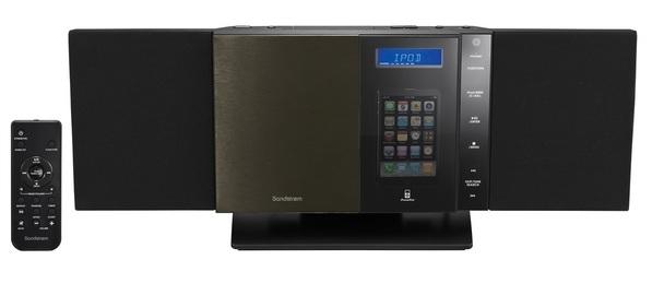 Sandstrom SHFJMC11 Mini Hi-Fi System