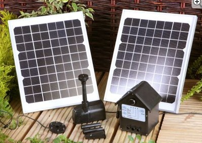 Solar Water Pump Kit