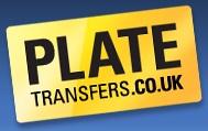 Plate Transfers - www.platetransfers.co.uk