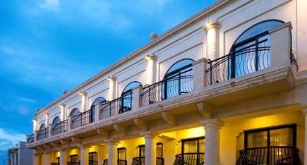Mellieha, Solana Hotel