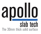 Sheridans Apollo Slab Tec Worktops