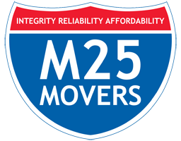 M25 Movers,  London www.m25movers.co.uk