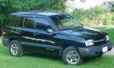 Chevrolet Tracker 4 dr