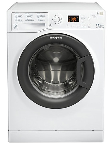 Hotpoint WDPG9640BC Washer Dryer