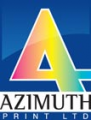 Azimuth Print Ltd - www.azimuthprint.co.uk