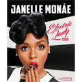 Janelle Monae Electric Lady Tour 2014