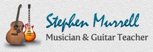 Stephen Mussell - www.guitarlessonscamberley.co.uk