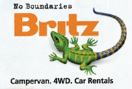 Britz Campervan Hire & Car Rental - www.britz.com