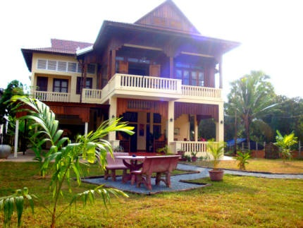 Siem Reap, Sunsai Villa