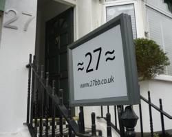 27 B&B, Brighton