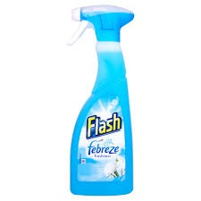 Flash with Febreze
