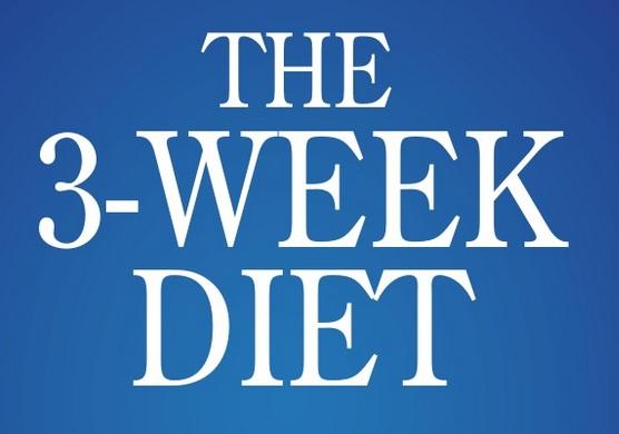 Brian Flatt's The 3 Week Diet