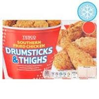Tesco Southern Fried Chicken Drumsticks and Thighs