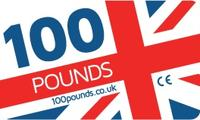 100 Pounds - www.100pounds.co.uk