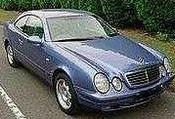 Mercedes Benz CLK 200 Elegance
