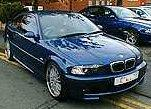 BMW 3 Series 320 Ci Coupe