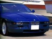 BMW 8 Series 850 CSi