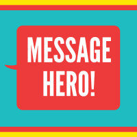 Message Hero - www.messagehero.com