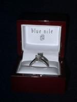 Blue Nile Rings