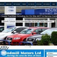 Windmill Motors Ltd - www.windmillmotorsltd.co.uk