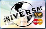 Universal Entertainment Mastercard Credit Card