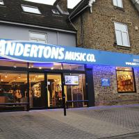 Andertons Music Co www.andertons.co.uk