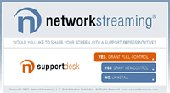 Network Streaming Support Desk