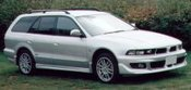 Mitsubishi Gallant 2.5 V6 24 Tiptronic Automatic