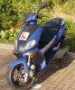 Yamaha Maxster 125