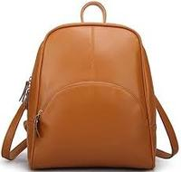 Avber Women's Vintage Style Cow Leather Shoulder Bag