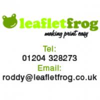 LeafletFrog - www.leafletfrog.co.uk