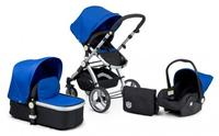 Little Devils Carrera Sport 3 in 1 Travel System