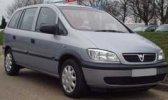 Vauxhall Zafira 2.0 Life Diesel
