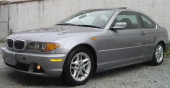 BMW 3 Series 325Ci Coupe
