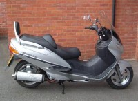suzuki burgman 400 scooter reviews | scooters | review centre