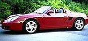 Porsche Boxster 97 2.5 LHD